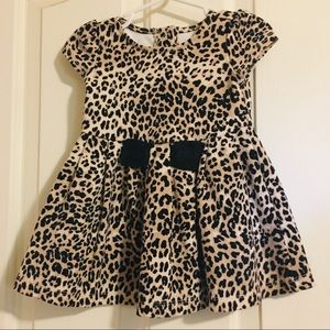Gymboree 12-18 month Leopard/ Cheetah Dress